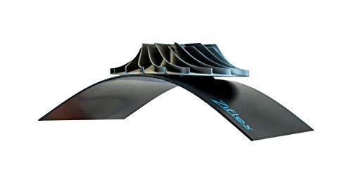 Nouveau Ziflex - Plateforme d'impression 3D flexible et magnétique Haute température - Forte adhérence et retrait simplifié (235 * 235mm / Ender3)