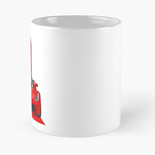 Fer-rari - Laferrari Classic Mug Best Gift Coffee Mugs 11 Oz