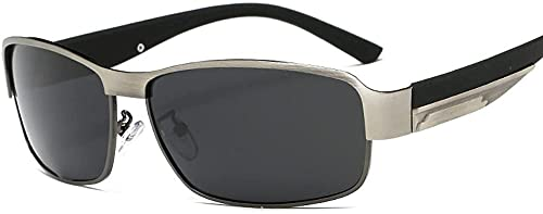 Gafas de sol polarizadas para hombre S gafas de sol retro gafas de sol Oculos De Uv400 gafas de conducción, Color-4,