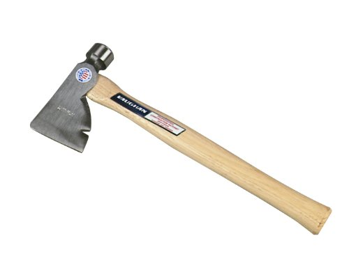 Vaughan 204-20 RB Rig Builder's Hatchet, 28-Ounce, Hickory Handle