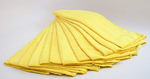 Kirkland Signature Ultra Plush Microfiber Towels 12 Pack