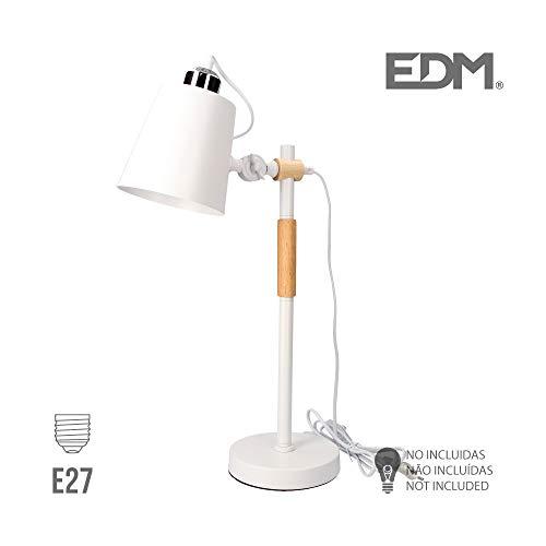 EDM Flexo Simple Industrial E27 Blanc