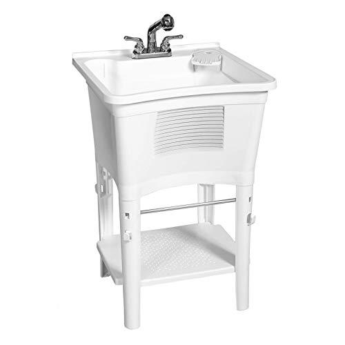 Zenna Home Ergo Tub Sanitary Sink