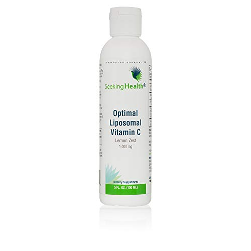 Optimal Liposomal Vitamin C - 5 Ounce - Seeking Health