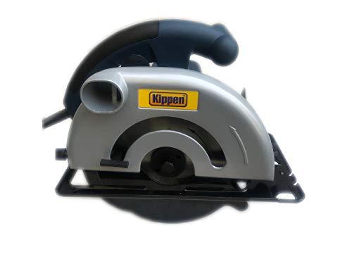 KIPPEN 4063B elektrische cirkelzaag 1200 watt, meerkleurig