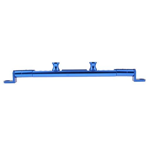 prasku Manillar de Motocicleta, Barra Transversal, Palanca de Equilibrio, Diámetro 20 Mm - Azul
