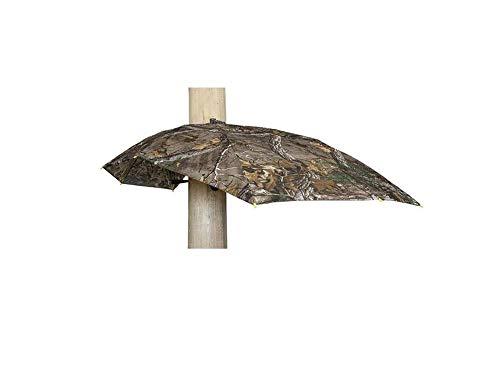 Hawk Arc Hunting Umbrella -Treestand Accessory with Ratchet Strap