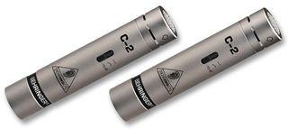 Behringer C-2 - Micrófono de condensador (de estudio)