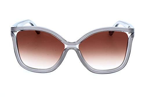 CHLOÉ CE737S Sonnenbrille CE737S Chloe Rechteckig Sonnenbrille 58, Grau