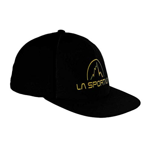 La Sportiva Promo Trucker Hat LASPO Gorra, Unisex Adulto, Black, L