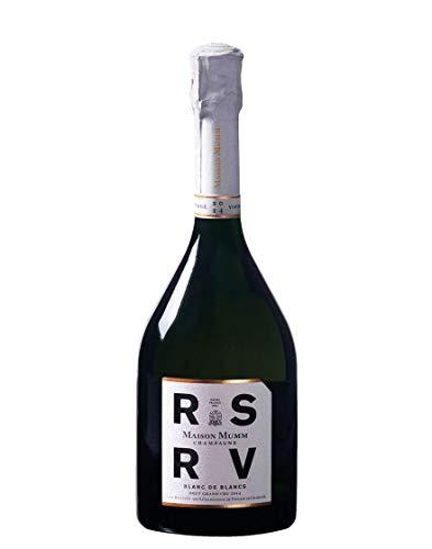 Champagne Blanc de Blancs Brut Grand Cru Cramant AOC RSRV G.H. Mumm 2014 0,75 L