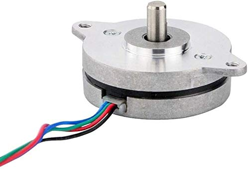 Printer Accessories Thin 0.9deg Nema 14 Stepper Motor 363612.5mm Bipolar 0.5A 7Ncm/10oz.in 4-Lead Nema14 Motor for DIY CNC XYZ 3D Printer 3D Printing Accessories