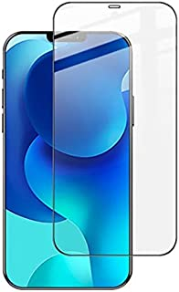 Iphone 12/ 12 Pro 6.1 Inches Tempered Glass Screen Protector 9D 9H Premium [Easy Installation Frame] Case-Friendly