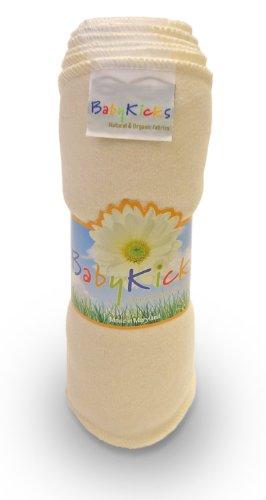 BabyKicks Baby Wipes - 10-Pack, Ivory
