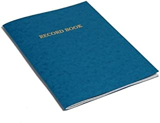 Rhino VAR159-2-4 A4 80 Pages Teachers Record Mark Book