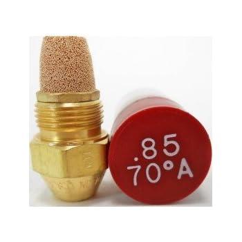 60 Grad W Delavan D/üse 0.75 gph