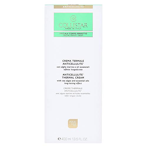 Collistar Crema Termale Anticellulite - 400 ml.