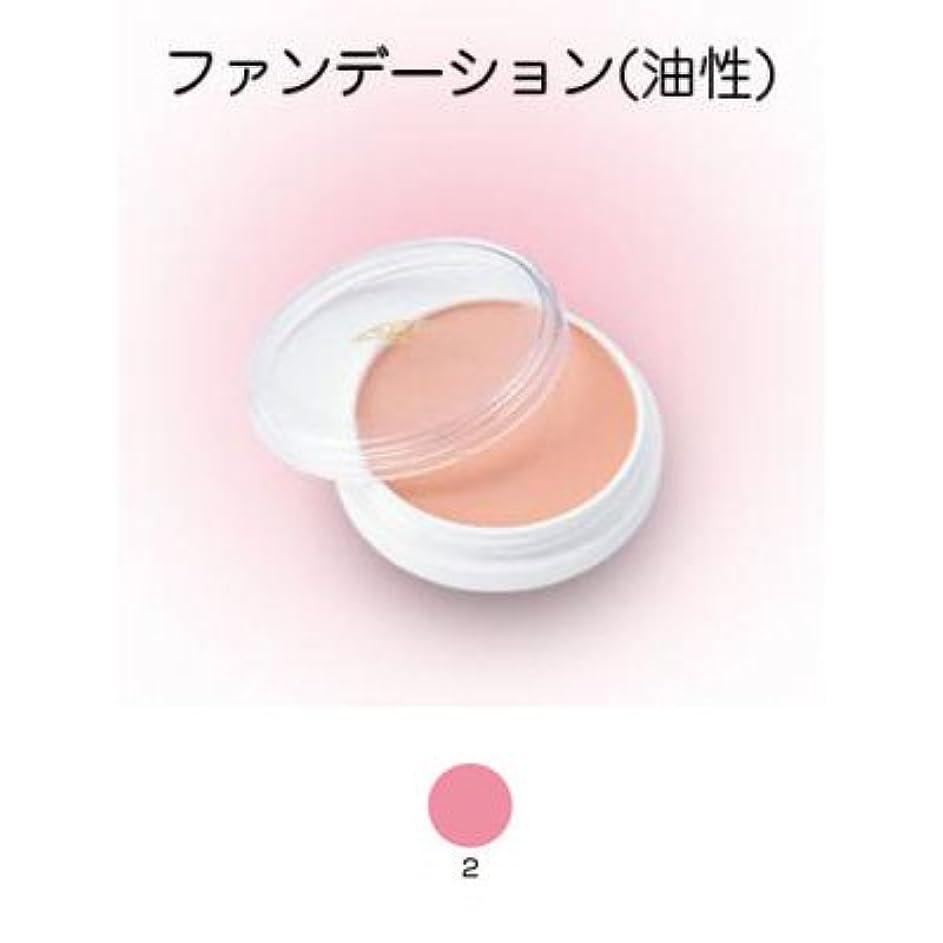 葉っぱより平らなベットグリースペイント 8g 2 【三善】ドーラン