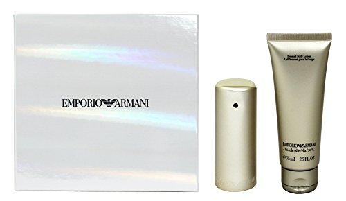 Armani Emporio Femme - Geschenkset - Eau de Parfum Vaporisateur 30 ml, Body Lotion 75 ml