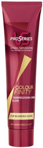Vidal Sassoon Pro Series Colourfinity für helles Haar Kur, 1er Pack (1 x 58 ml)