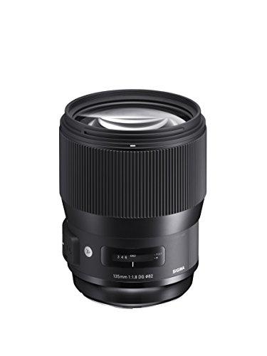Sigma 135mm F1,8 DG HSM Art Objektiv (82mm Filtergewinde) für Nikon Objektivbajonett