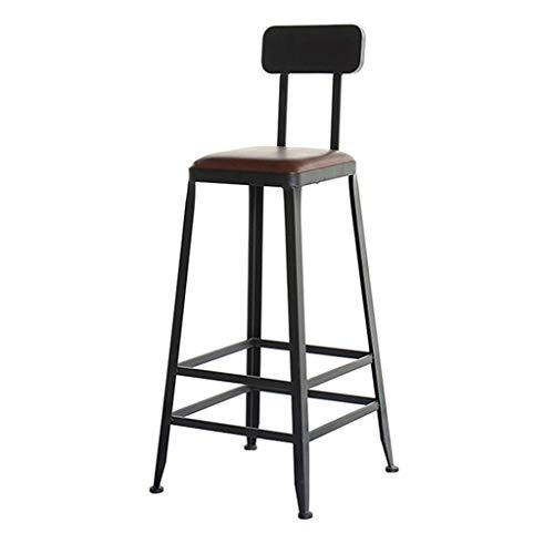 Furniture stool / Vintage Industrial taburetes sin respaldo / respaldo, retro barra...