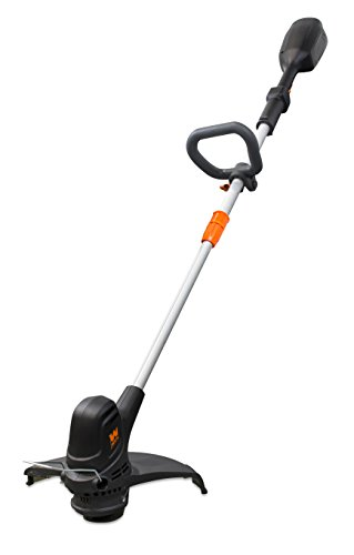 WEN 40413BT Lithium Edger 40V Max Li-Ion Cordless 14-Inch 2-in-1 String Trimmer (Tool Only), Black