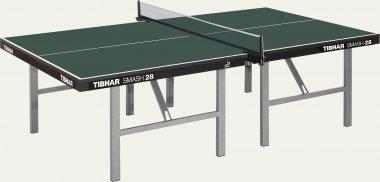 Tibhar Smash 28 Wettkampftisch (grün)