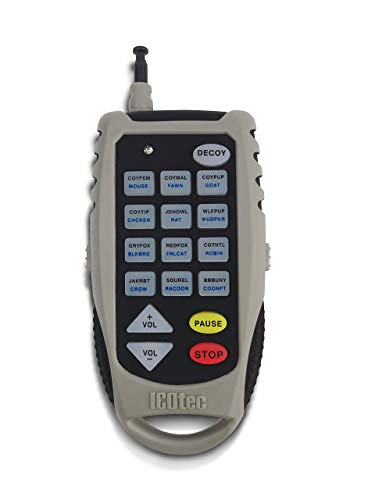 Product Image 3: ICOtec GEN2 GC320 Electronic Call/Decoy Combo – 24 Professional Sounds