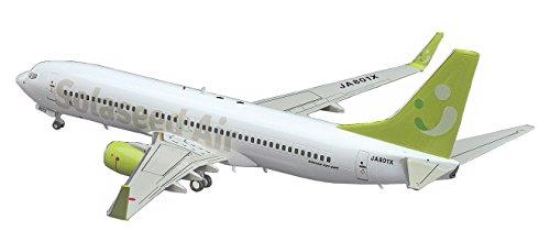 Modellino Aereo Boeing 737-800 Air Sorashido Scala 1:200 (Importato da Giappone)