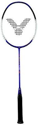 Victor Artery Tech 8800 New All-Round Series G5 Strung Badminton Racket (Royal Blue/White)