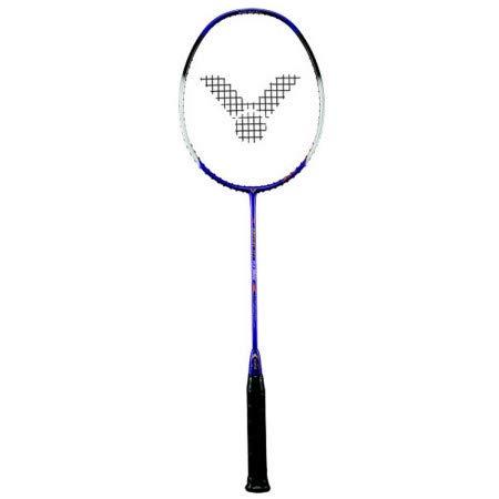 Victor Artery Tech 8800 All-Round Series 3U G5 Strung Graphite Badminton Racket (Royal Blue/White)