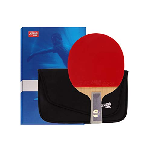 Fantastic Deal! Kalmar Table Tennis Racket, Double-Sided Anti-Stick 7-Layer Bottom Plate, Horizontal...