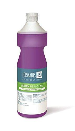 FORMADES Pro Wischpflege Floor Fresh - erfüllt DIN 18032-2 - 12 x 1000 ml