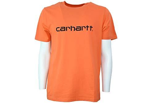 Carhartt T-Shirt Uomo Arancione 1023803184 Arancione L