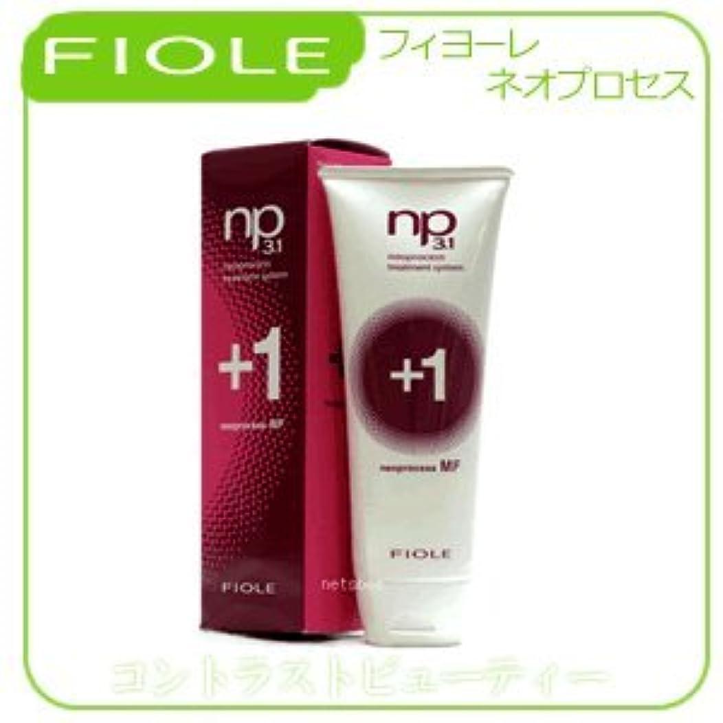 タイト信頼性入浴【X4個セット】 フィヨーレ NP3.1 ネオプロセス MFプラス1 50g FIOLE ネオプロセス