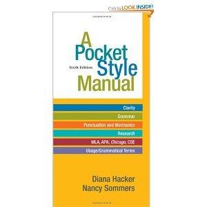 POCKET STYLE MANUAL >CUSTOM<