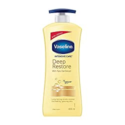 Vaseline Intensive Care Deep Restore Body Lotion - Curiouskeeda winter