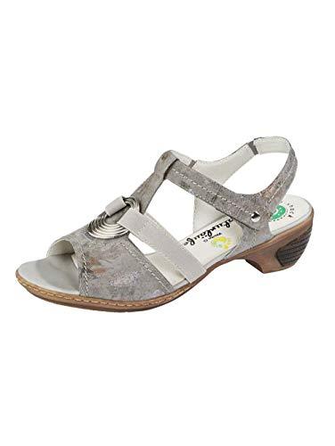Reflexan Sandale Grau