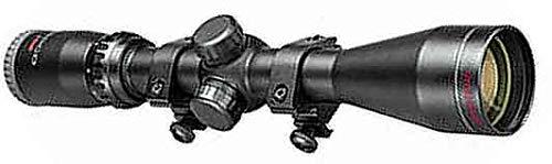 TASCO 3-9x40 Black FC, Rings, Truplex, Box 5L
