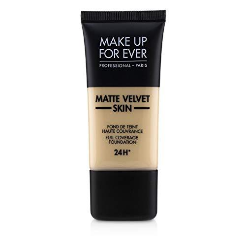 MAKE UP FOR EVER Matte Velvet Skin Full Coverage Foundation Y235 - IVORY BEIGE 1.01 oz/ 30 mL