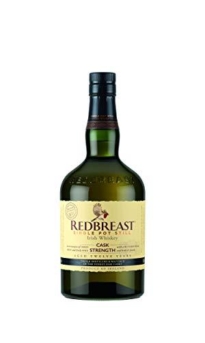 Irischer Whiskey 12 Jahre Redbreast Cask Strength (1 x 0.7 l)