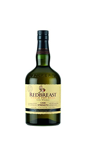 Irischer Whiskey 12 Jahre Redbreast Cask Strength (1 x 0.7 l)