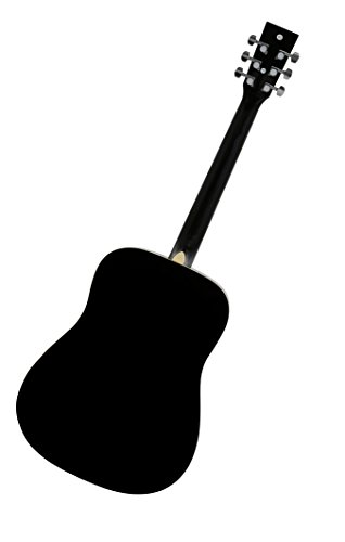 Navarra NV 31 Westerngitarre schwarz - 7