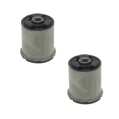 2x Lagerung Achskörper Gummilager Lager Hinterachse Hinterachslager Achslager Achsträger Achskörperlager hinten Hinterachse