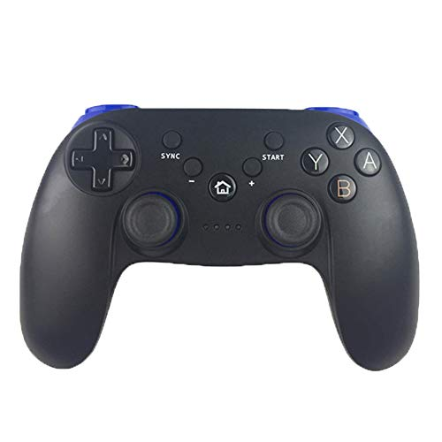 Yangyang Mando Switch,Wireless Controladors para Switch Dual Vibration Gamepad para Switch Controller de Seis Ejes Switch/Lite Regalos para Hombre y Mujer