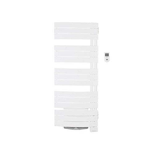 Radiateur Sèche Serviette Allure Digital 1750W, Etroit Souffle, Blanc