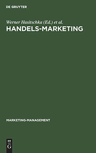 Handels-Marketing (Marketing-Management, Band 9)