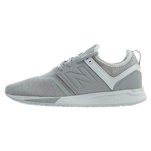 New Balance Damen 247 Sneaker, Grau (Grey), 38 EU