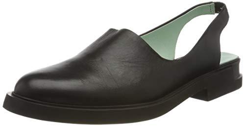 Camper Women's Iman Formal Shoes, Black,10 M US